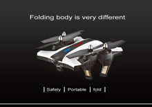 wifi fpv foldable rc drone X017 with 2MP HD Camera 2.4G 6-axis rc Quadcopter headless mode rechargeable battery drones kid gifts