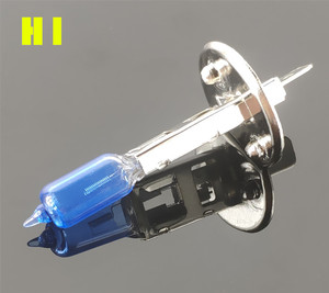 Image 2 - Super White halogen lamp H1 H3 H4 H7 H8 H11 9005 HB3 9006 HB4 12V 55W 100W LED Car Headlight Lamp