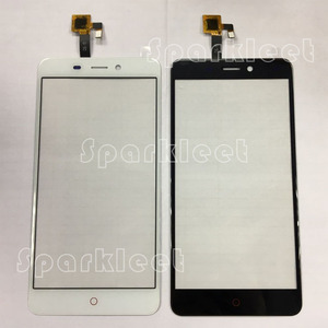 Black white Touch For Nubia N1 NX541J Tested Well Touch Glass Panel Screen Digitizer Phone Touch Panel Repair Part Free shipping