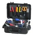 Kit de Ferramentas De Emenda de Fusão De Fibra Óptica HW-305A