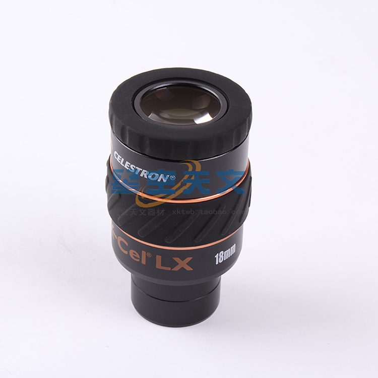 CELESTRON X-CEL LX 18MM EYEPIECE 1.25-Inchwide-angle high-definition large-caliber telescope eyepiece accessories price is one pl3 6mm eyepiece telescope accessories