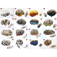 100pcs 100% natural premium pheasant Feathers Flake 2-4inch 5-10cm beautiful for Diy Feather costume mask headdress