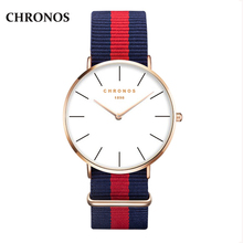 CHRONOS 1898 Fashion Men Watch Luxury Women Quartz Wristwatch Lovers Watch Casual Sports Watches Relogio Masculino