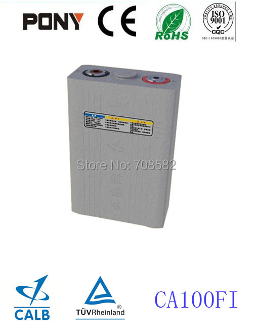 CALB LIFEPO4 Battery 12.8V100AH (CA series)battery pack for electric vehicle/ solar/UPS/energy storage etc 1pcs gbs lifepo4 battery 3 2v400ah for electric car solar ups energy storage etc
