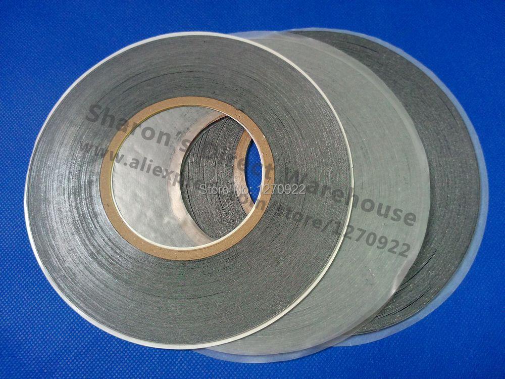 3 pcs 1mm-1.5mm-2mm amplamente usando 3 m preto fita adesiva dupla para  samsung htc iphone ipad mesa painel lcd touch screen 52b30698bb