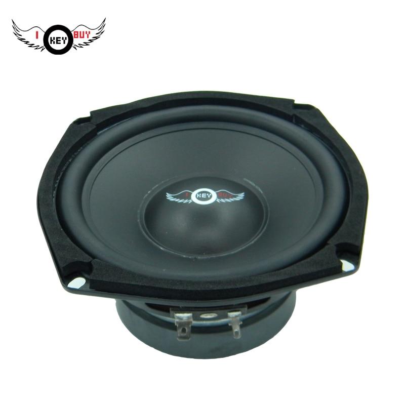 Homyl 8Inch Speaker Grills Cover Case with 4 pcs Screws for Speaker Mounting Home Audio DIY White