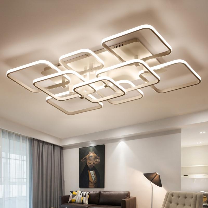 Neue Moderne Led Deckenleuchten Für Wohnzimmer Schlafzimmer Deckenleuchte  Lamparas De Techo AC85 ~ 265 V Dekoration Leuchten