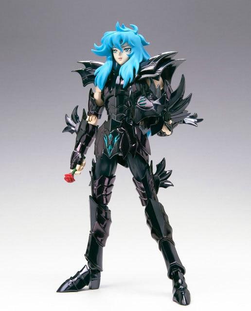 "Image 3 - Japan Anime ""Saint Seiya"" Original BANDAI Tamashii Nations Saint Cloth Myth Action Figure   Pisces Aphrodite(Dark Cloth)action figurebandai tamashii nationssaint seiya -"
