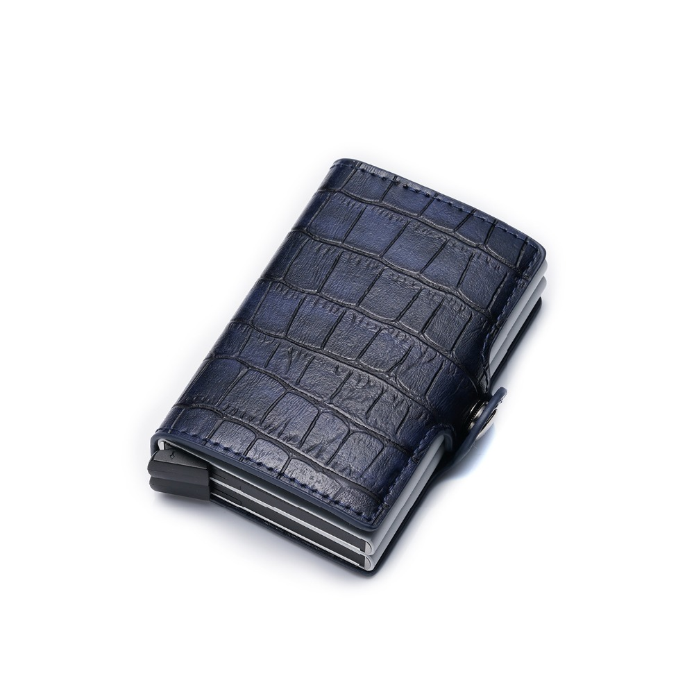 Image 2 - New Card Holder RFID Blocking Aluminium Business ID Credit Card 