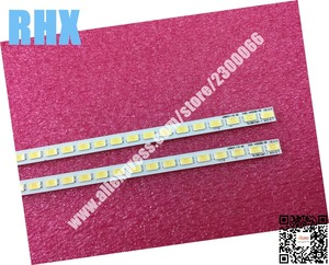 Image 2 - 2piece FOR TCL LCD TV LED backlight L40F3200B Article lamp LJ64 03029A 2011SGS40 5630 60 H1 REV1.1 1piece=60LED 455MM is NEW