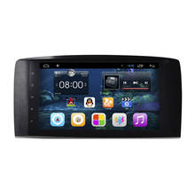 9″ Quad Core Android Car Stereo Audio Head Unit Headunit Autoradio for Mercedes Benz R W251 R280 R300 R320 R350 R500 R63 AMG