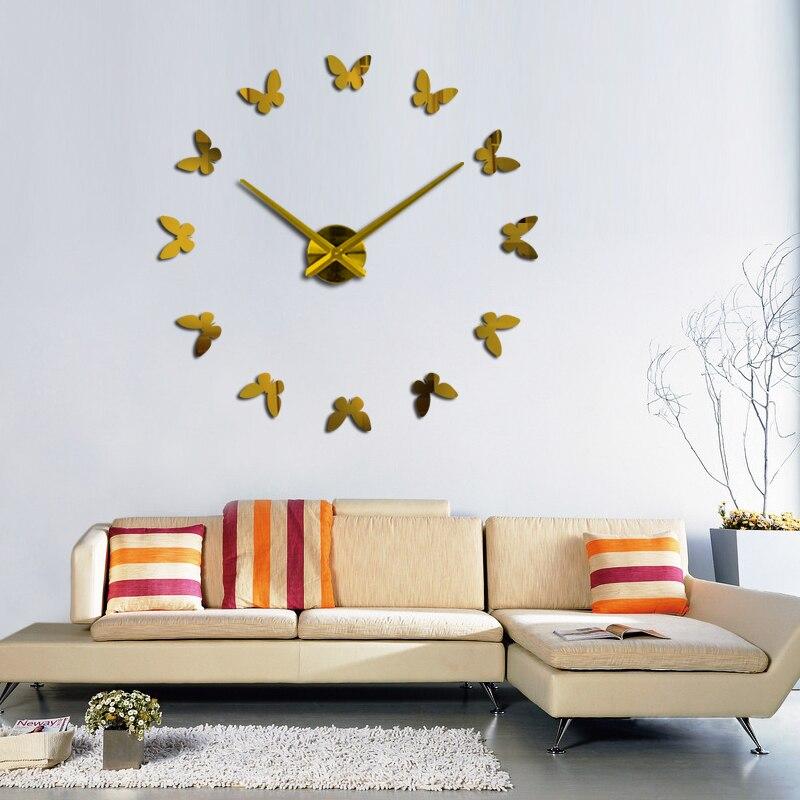 2019 ny vägg klocka reloj de pared klockor modern design Europa - Heminredning - Foto 3
