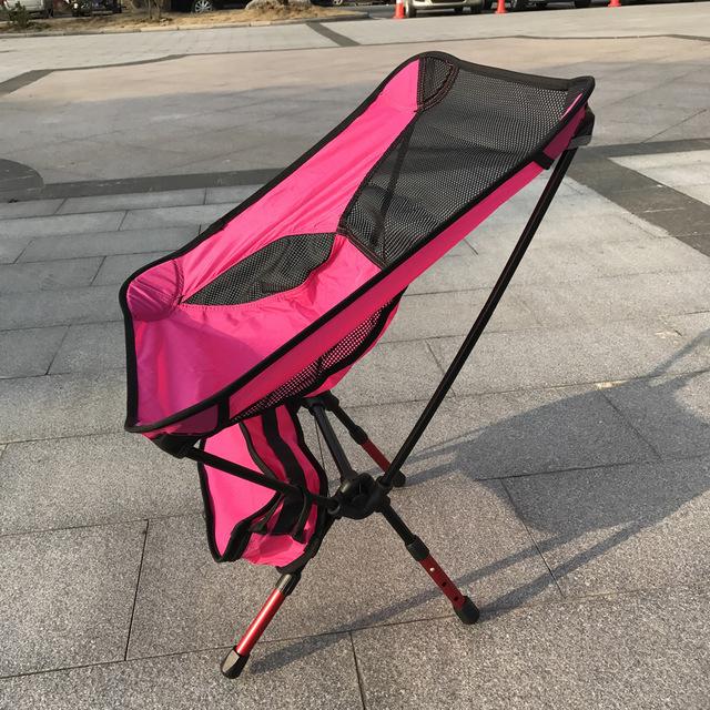 Melhor Cadeira De Pesca Portátil Barato Leve Dobrar cadeira de pesca cadeira Dobrável de Acampamento Cadeira de Praia Piquenique Cadeiras de Jardim