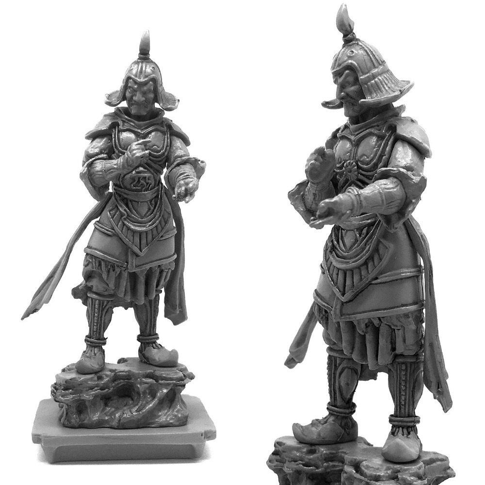 Tobyfanc 1/35 Ancient Warrior A Military Soldier Resin Model Figure gou-12A