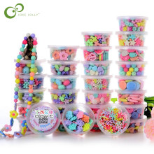 Children creative DIY beads toy Kids girls handmade art craft educational toys for gifts presents GYH(China)