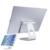 Novo Suporte de Alumínio Tablet PC Stand Titular Design Minimalista Sólida Durável Multi-Ângulo com Ajustável Portátil Doca de Carregamento