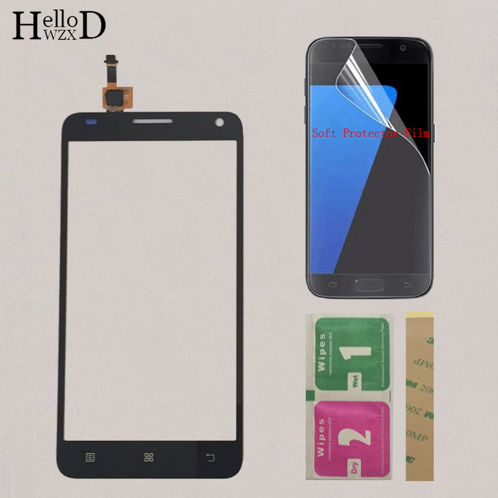 5.0 Mobile TouchScreen Touch Glass For Lenovo S580 S 580 Touch Screen Digitizer Front Glass Lens Sensor Panel + Protector Film5.0 Mobile TouchScreen Touch Glass For Lenovo S580 S 580 Touch Screen Digitizer Front Glass Lens Sensor Panel + Protector Film