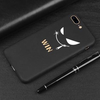 Black iPhone 8 Plus Case