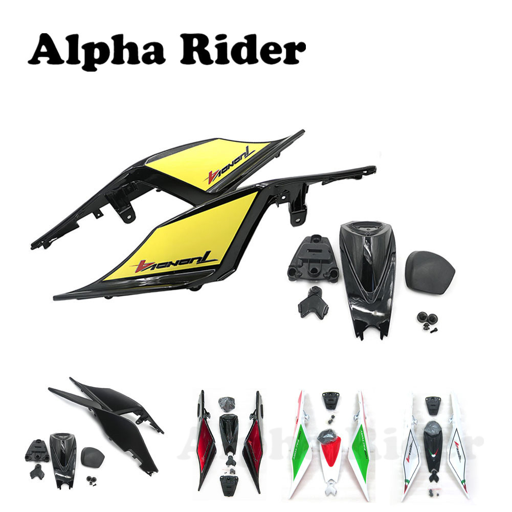 09 15 RSV 4 1000 Motorcycle Panel Rear Tail Fairing Cowling Cover for Aprilia RSV4 RSV1000 2009 2010 2011 2012 2013 2014 2015-in Covers & Ornamental Mouldings from Automobiles & Motorcycles    1