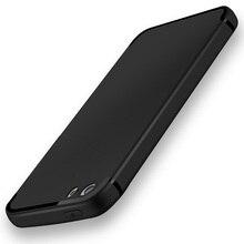Для iPhone 5S Силиконовый Чехол Противоударный Ультра Тонкий Матовый Резиновые Конфеты цвет Для iPhone 5 5S SE Телефонных Мешки Покрова Капа Funda