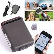 2016 Brand New Для Мини Реальном Времени GPS/GSM/GPRS ТК-102 Автомобильный Дети Pet Tracker Bundle US