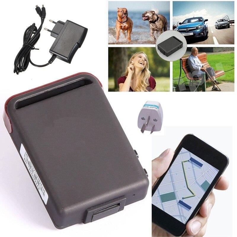 2016 Nouveau Pour Mini En Temps Réel GPS/GSM/GPRS TK-102 Véhicule De Voiture Enfants Pet Tracker Faisceau NOUS