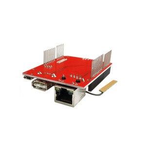 Image 3 - RT5350 moduł Openwrt Router WiFi bezprzewodowa karta rozszerzenia ekranu wideo dla Arduino Raspberry Pi