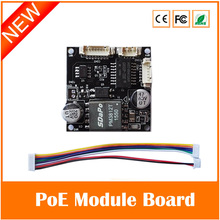 Poe Module Board Power Supply Security Cctv Ip Camera Power Over Ethernet 12v1a Output Ieee802.3af Freeshipping Hot Sale