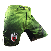 Men S MMA Shorts Fitness Combat Training Shorts Breathable Wear Cost Effective 3 Colors Free Shipping