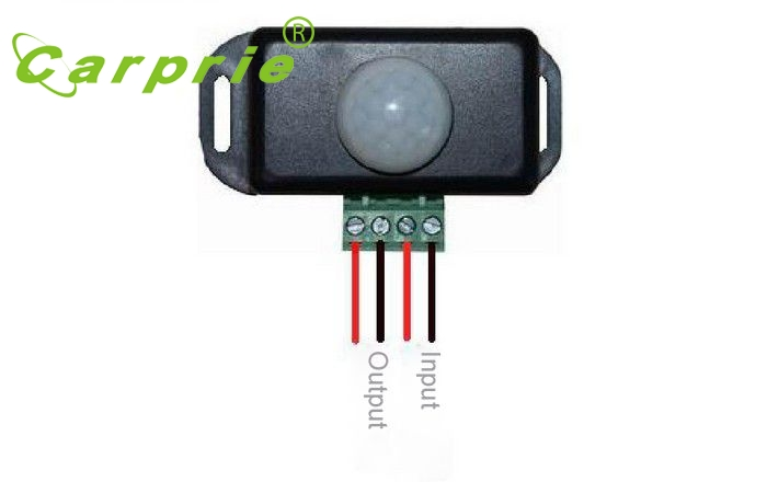 Automatic DC 12V-24V 8A Infrared PIR Motion Sensor Switch For LED light L61206 drop ship