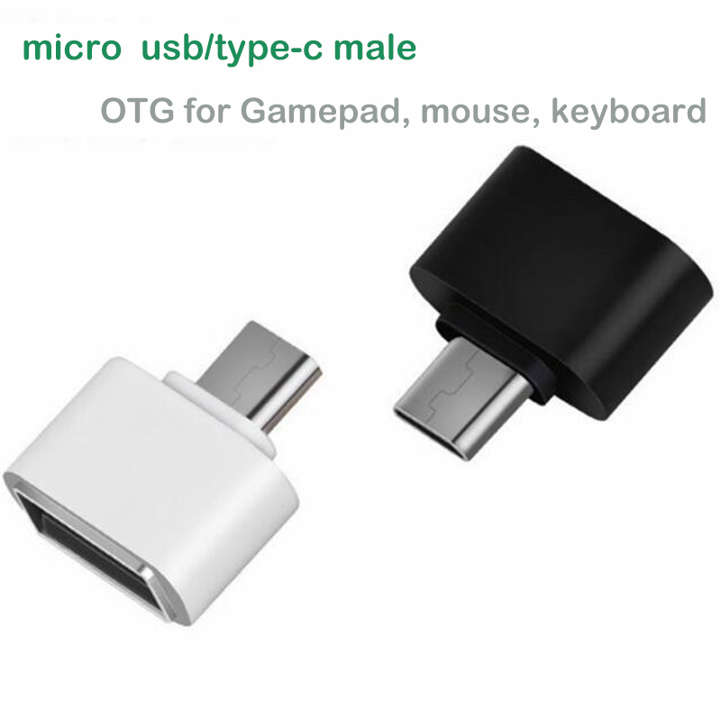 Type-C To USB Adapter OTG Converter USB 3.0 Convert To Type C USB-C Port Adapter Charging Sync For Samsung S8 Huawei Mate9