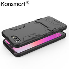 "KONSMART Phone Case For Huawei Honor 10 Armor Hard Back Cover Honor 10 Case 6GB 64GB 128GB 5.84"" Shockproof Mobile Phone Cases(China)"