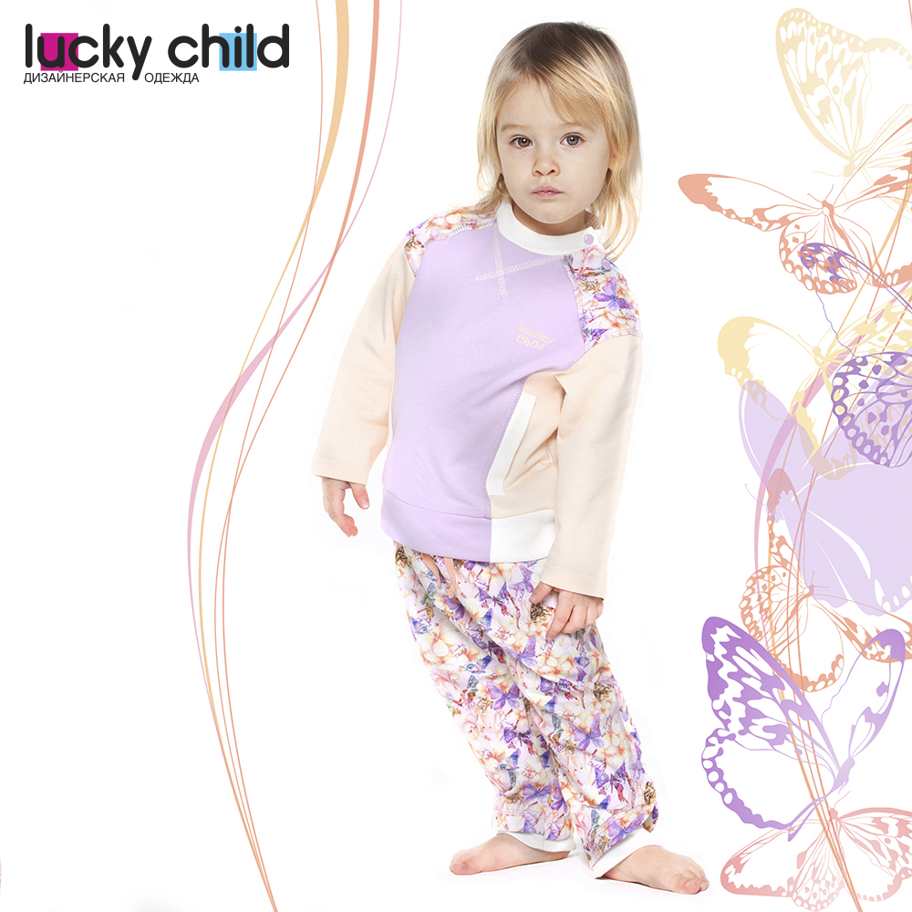 все цены на Pants Lucky Child for girls 26-11f Leggings Hot Baby Children clothes trousers онлайн