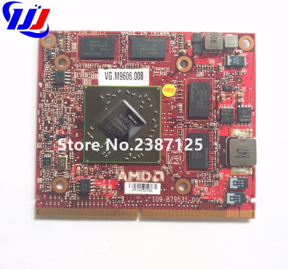 New for A c e r Aspire Z5600 Z5610 All-in-One PC A M D A T I Mobility Radeon HD4670 GDDR3 1GB MXM-A Graphics Video Card est for a c e r aspire 5920g 5920 5520g 5520 mxm ii ddr2 1gb graphics vga video card replace n v i d i a geforce 9650m gt