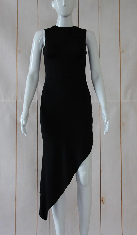 Vestidos 2019 Fashion Women Sleeveless Summer Dress Black Ladies Slim Bandage Party Dresses Women's Casual Beach Sundress #YL5
