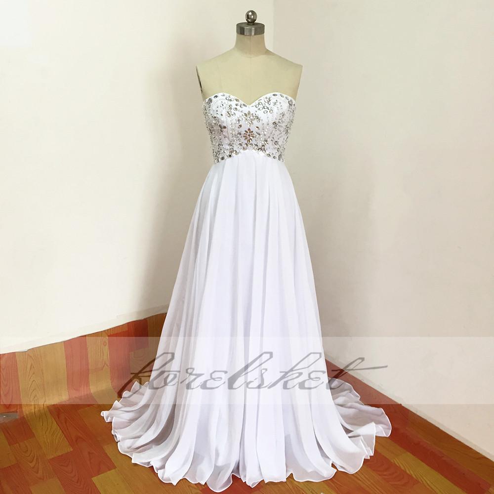 Sexy Chiffon A Line Beach Wedding Dresses Vintage Boho Cheap Bridal Gowns Vestidos De Novia Robe De Mariage Bridal Gown in stock 22