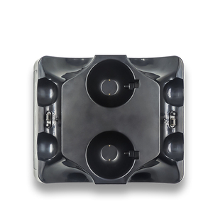 Image 2 - עבור פלייסטיישן 4 PS4 Slim פרו PS VR תנועת Move PS בקרי 4 ב 1 מטען Dualshock USB טעינת Dock תחנת אחסון Stand
