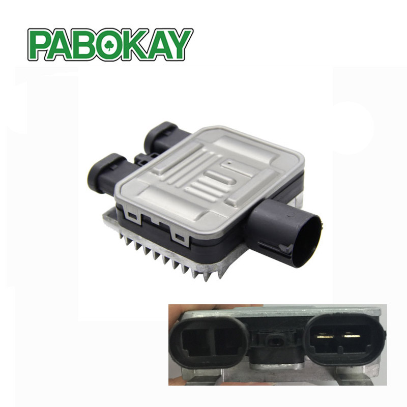 For Volvo S60 Ford Galaxy Mendeo Fan Control Module Regulator 940004105 940.00041.05 7G91-9A819-AA 940.0041.07 7T438C609BA