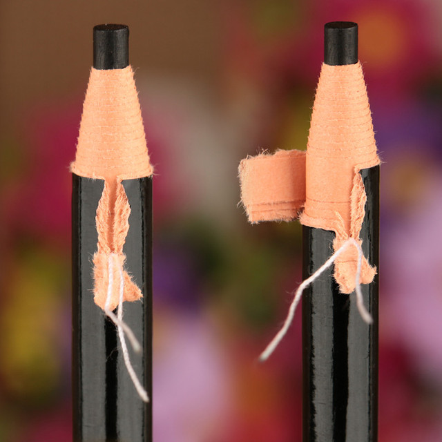 5 Color Eyebrow Enhancer Pencil Eyebrow shadows Waterproof Long Lasting Eye Brow Eye Liner Paint Makeup Tools 1pc/3pcs/5pcs 4