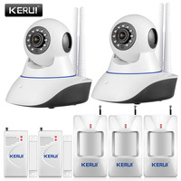 720P HD WiFi IP Camera HD 1MP CCTV IP CMOS Security Camera Alarm System For