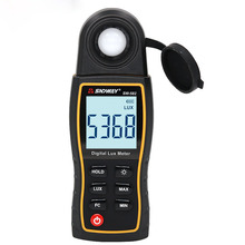sw582 Digital illuminance meter, digital light high-precision hand-held test