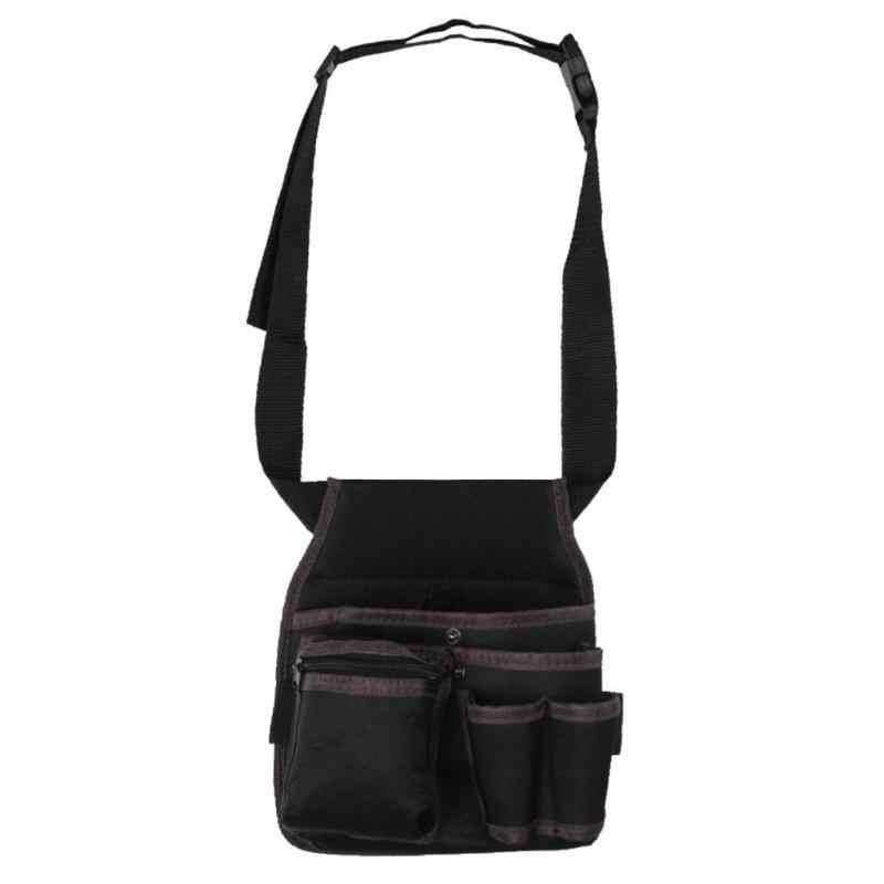 7e0d6ec6a52e 3 слоя многофункциональный инструмент сумка Пояс сумка талии карман  Открытый инструменты ручной работы хранения оборудования электрик