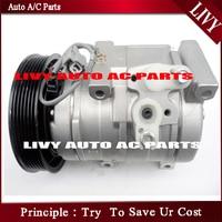 10S17C A/C COMPRESSOR for Car Honda Accord 3.0T 2003 2004 2005 2006 2007 3810 PLC 006