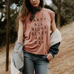 Female Tumblr Tee Tshirt Women T-shirt Top Hippie Letter Tees Casual Printed Tops Shirt Printing Graphic Festivals 4