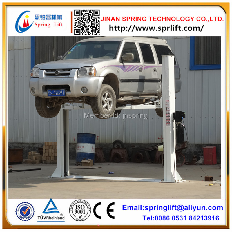 2019 Hot Sale 2 Post Hydraulic Car Jack Car Lift With Ce Use For