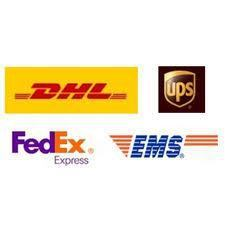 Extra Fee Addictional freight due to special products or area by air parcel or UPS or DHL, EMS or sample fee this link