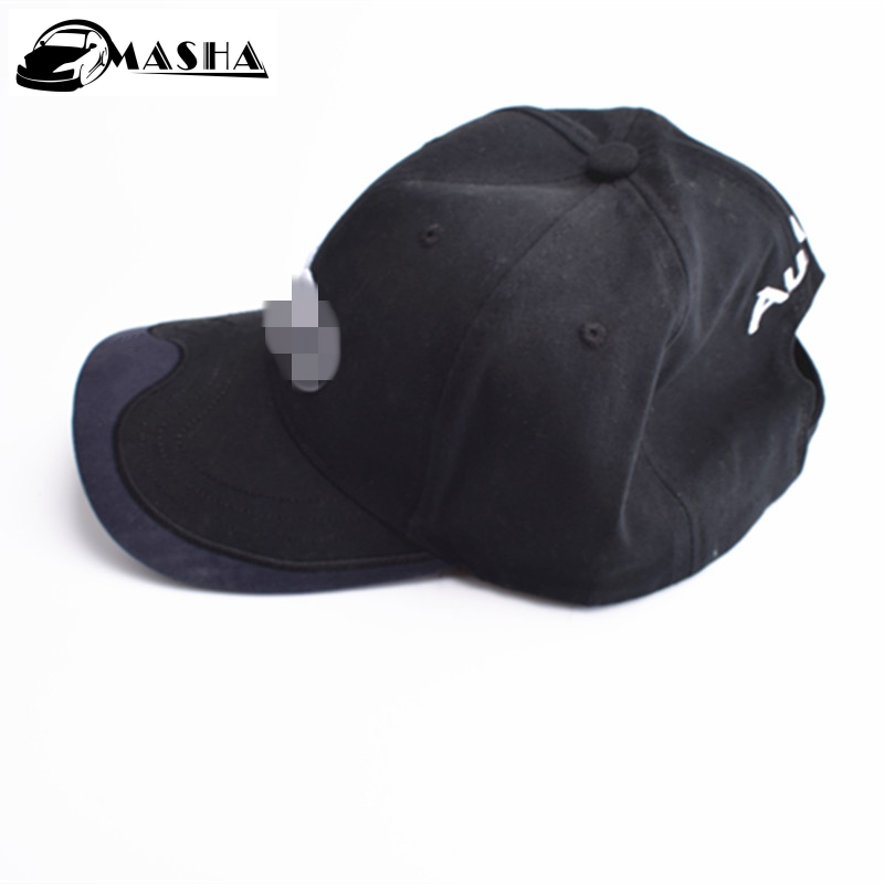 Hot sale 2017 Summer Style Baseball Cap Velicle Brand Golf Cap Audi Car Fans Cap Men