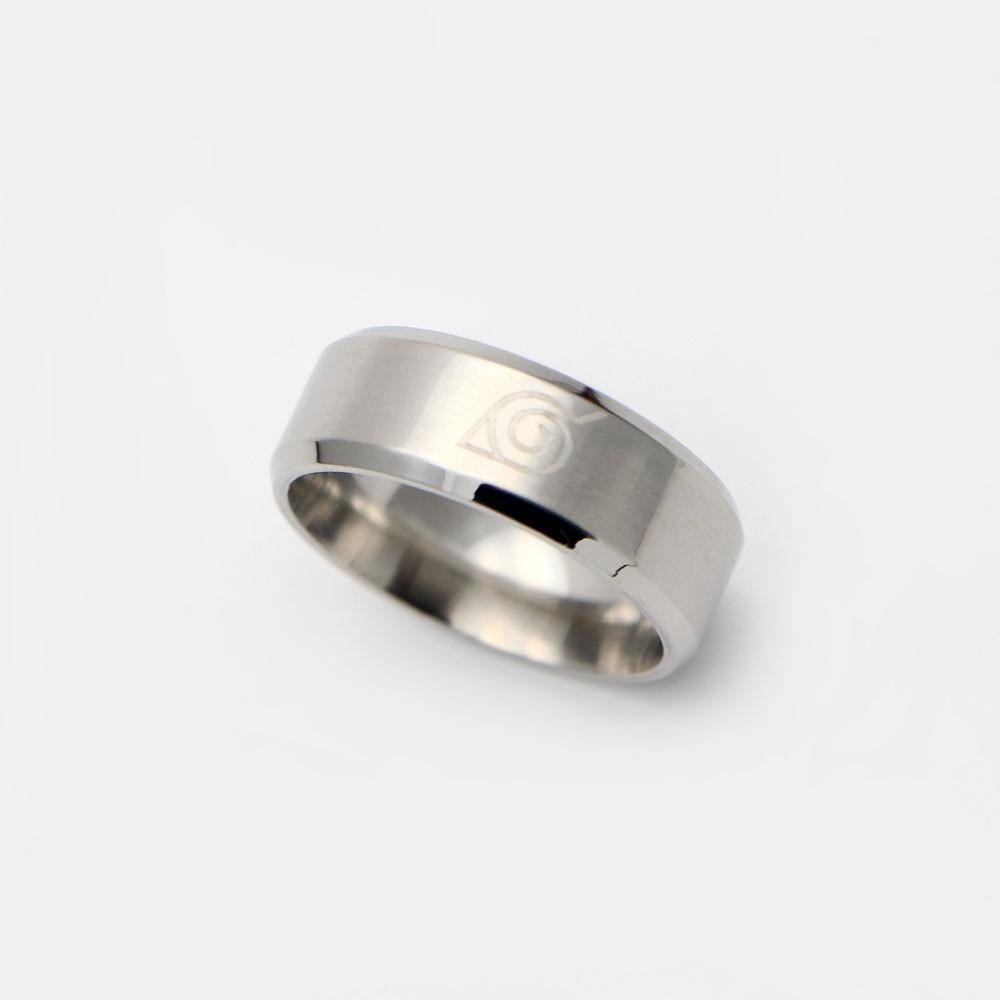 Konoha Symbol Rings 6