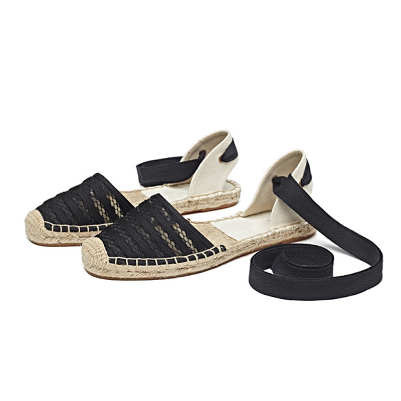 2018 verão listrado tornozelo cinta feminina plataforma