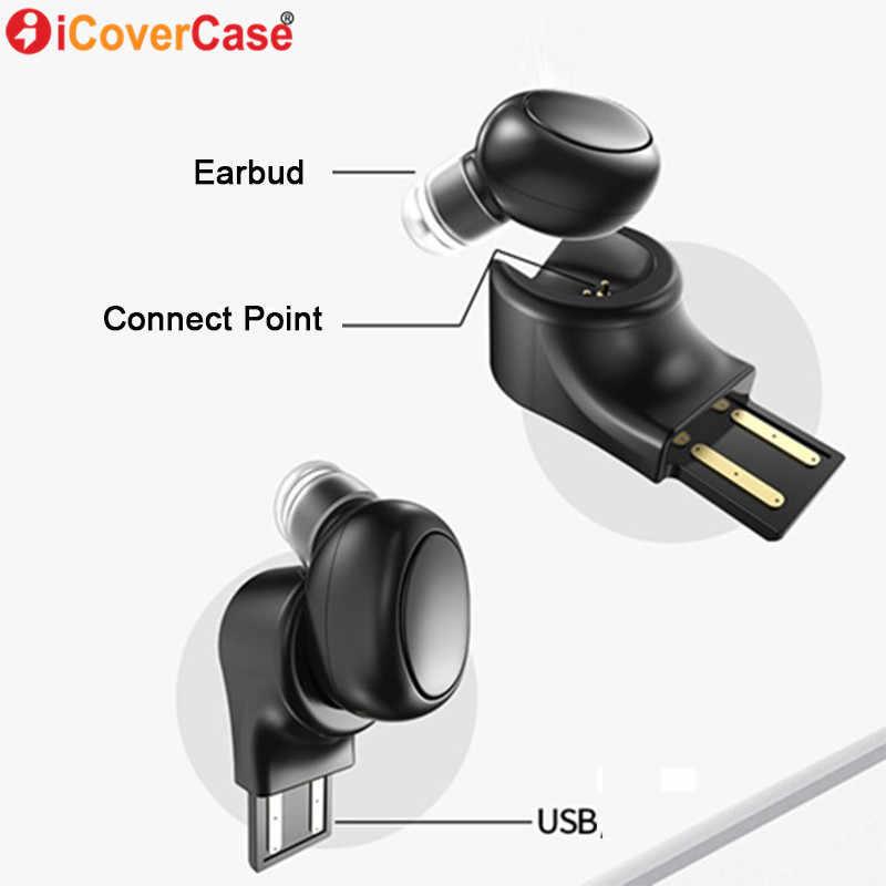 Мини Bluetooth наушники для Leagoo M9 M8 Pro M7 T10 Z3C Z5C M5 Max Беспроводной вкладыши невидимые наушники крошечные наушники динамик
